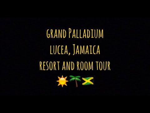 Grand Palladium Jamaica // Resort and Room Tour