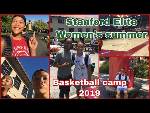Stanford Elite Women's Summer Basketball Camp 2019|. Tamika Williams