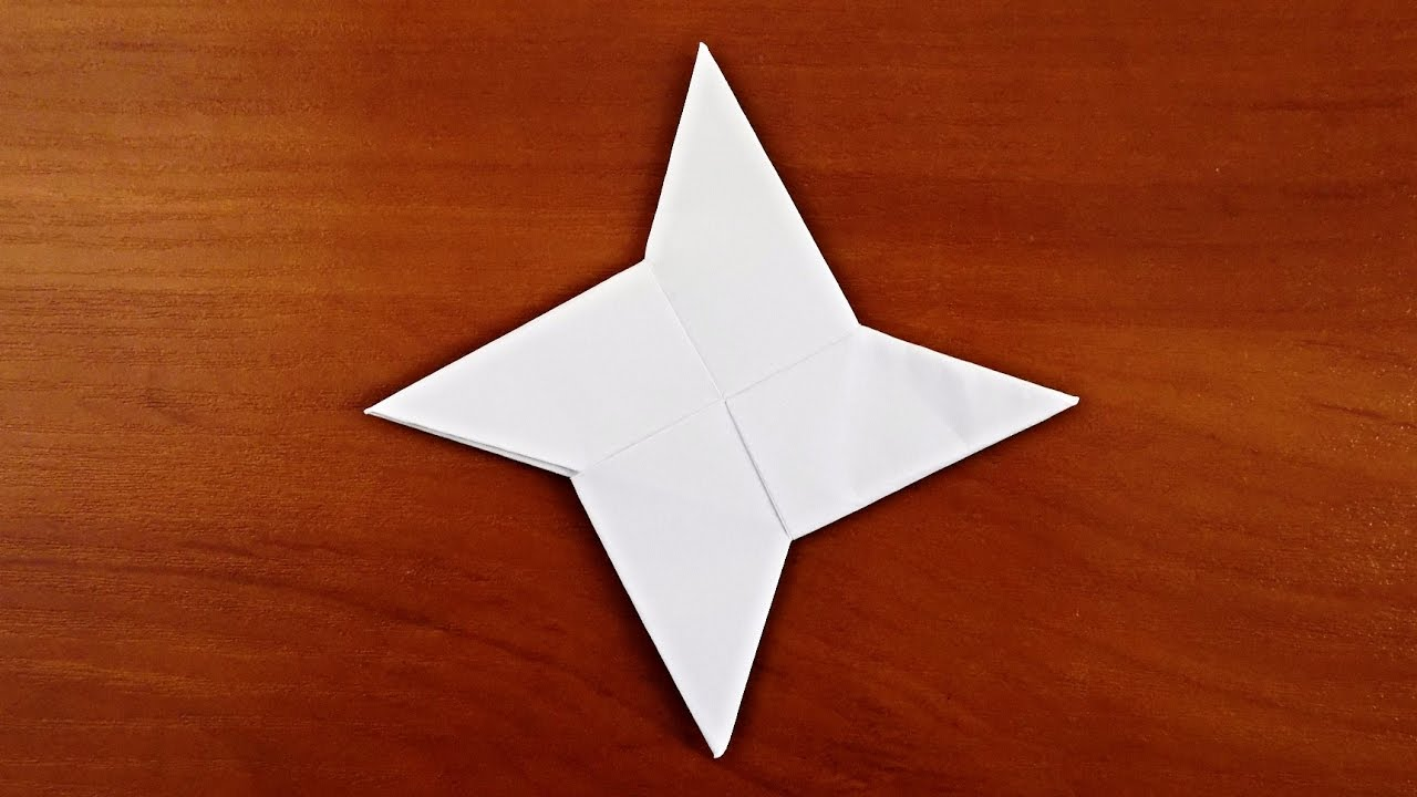 paper ninja stars Buy ninja throwing stars and shurikens from extremely-sharpcom authentic modern upgrades of the ancient weapon exclusive brands, singles and sets.
