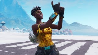 THE BACKPACK IS WORTH MORE THAN SKIN ITSELF! NEW SKIN DIVA FROM DISCO! Fortnite