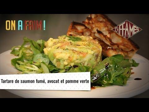 recette-de-tartare-de-saumon,-avocat-et-pomme-verte.-on-a-faim!