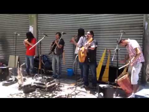 Grupo Valparaíso 'Paloma ausente'