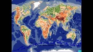 Движения воды в Мировом океане