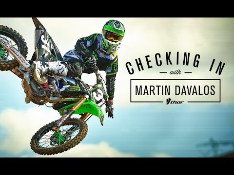 Thor MX – Checking In With Martin Davalos HD