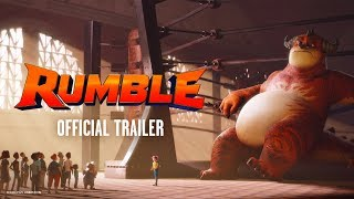 Rumble | Official Teaser Trailer | Paramount Pictures UK