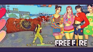 free fire highlights BLACKPINK – 'Lovesick Girls' M/V