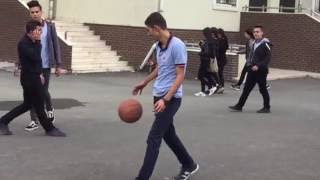 2K17 Nba Basketbol Lise Versiyon Harika Oyun Harika Atış Harika Pas