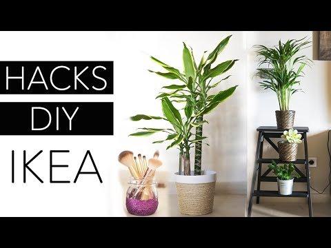 HACKS IKEA COME ARREDARE CASA - DIY IDEE CASA IKEA