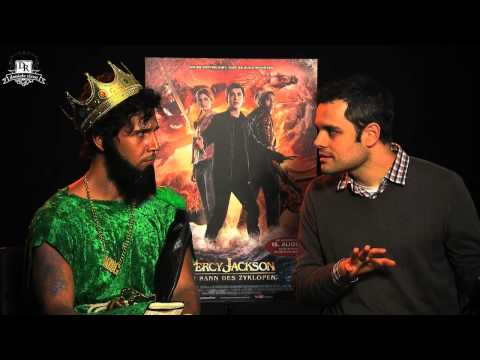 Percy Jackson 2  TRITON trifft THOR Freudenthal