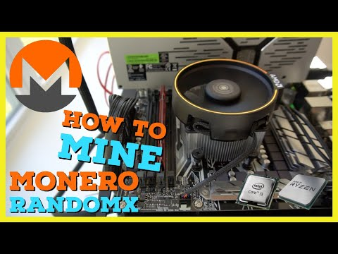 How To CPU Mine Monero RandomX On Intel And AMD CPUs | Profitability | BEST CPUs | Best Miners