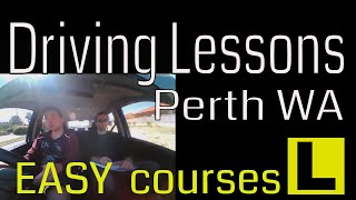 Driving Lessons Perth WA - Easy Driving Courses