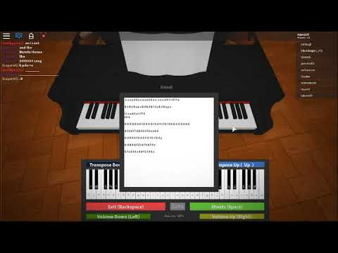 Roblox Piano Wolf In Sheep S Clothing Set It Off Youtube