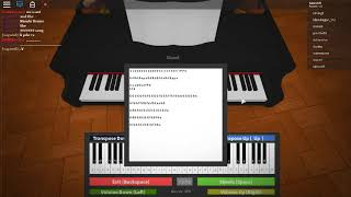 roblox piano ( Wolf in Sheep's Clothing (Set it Off)