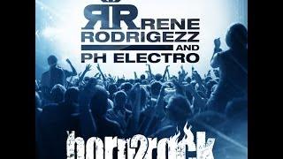 Rene Rodrigezz, PH Electro - Born 2 Rock (Gio Deejay & Tom White Remix)