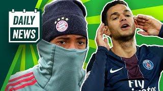 Schalke wollte Kownacki! Boateng hat keinen Bock auf Bayern-Bank! VfB im Chaos! AMFG14!