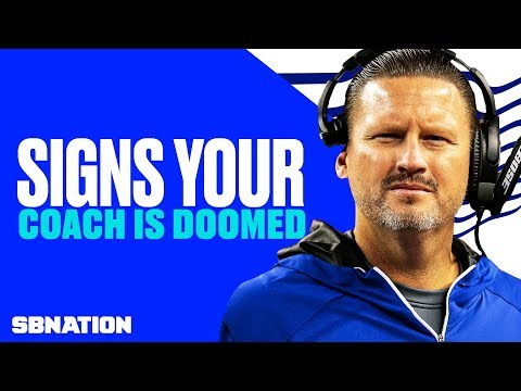 NFL coaching hot seat: 5 signs your coach is about to be fired | Uffsides