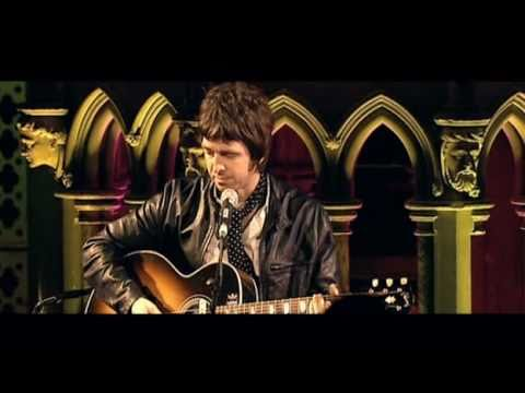 Noel Gallagher - Sitting here in silence (In full)