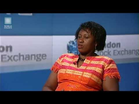 Magdalene Apenteng | Ghana Ministry of Finance | World Finance Videos