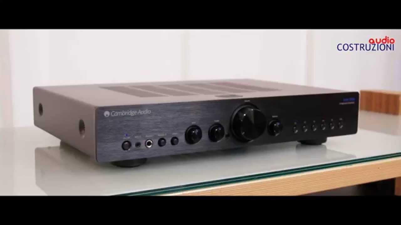 Cambridge Audio Azur 351A + Topaz AM 05 + CD 05 di Sbisa ...