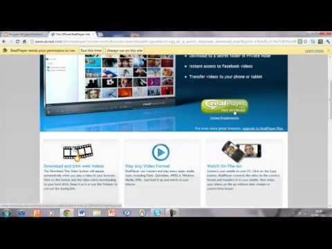 How To Download Realplayer For Free