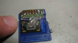 Как сделать из памяти планшета (телефона) флешку. eMMC  to SD