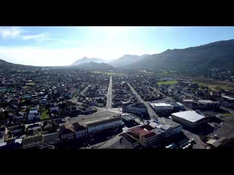 Fish Hoek 4K Aerial Footage  My Beautiful Cape Town #2