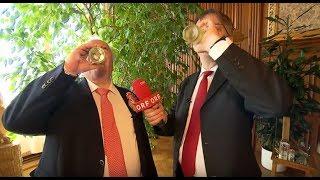 Peter Klien - Abschiedsbesuch Michael Häupl | Willkommen Österreich