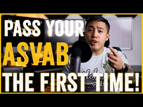 How To Study For And Pass The ASVAB In 2020