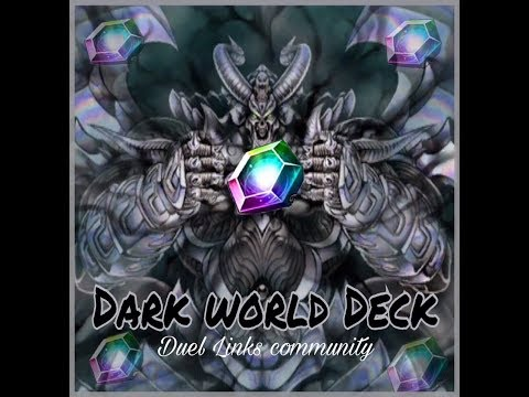 Dark World Deck - Dark World Dealings - P2W Deck - Yu-Gi-Oh! Duel Links