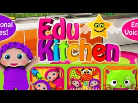 Preschool EduKitchen-Free Amazing Early Learning Fun Educational Games