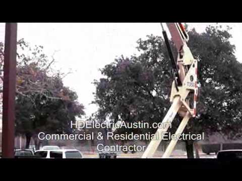 Electrical Contractors Austin Texas