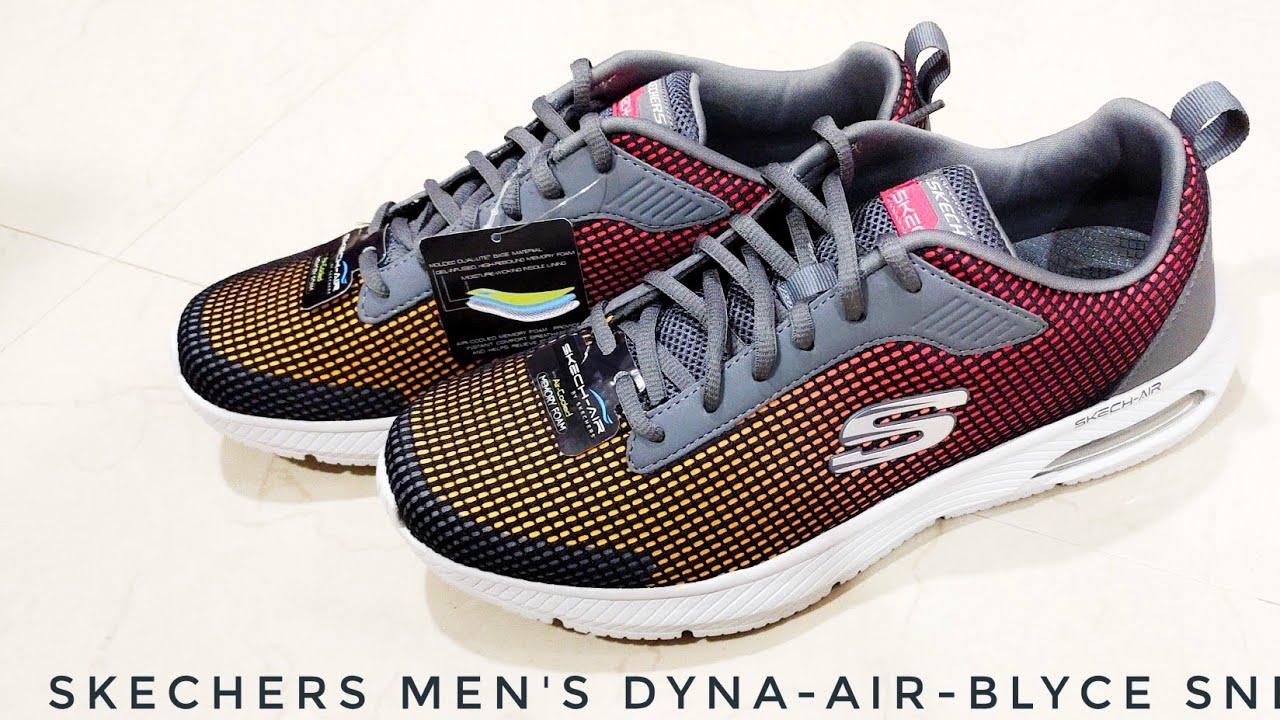 Skechers Men's Dyna-air-Blyce Sneakers