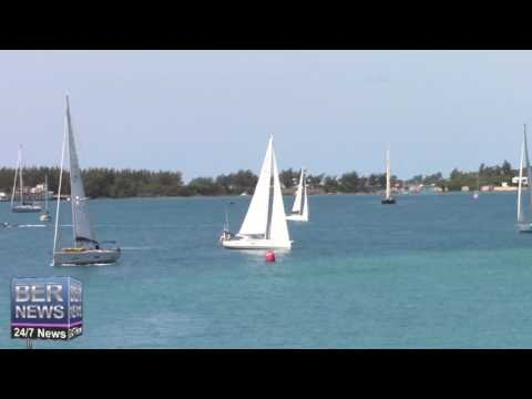 ARC Europe & ARC USA Rally Leave Bermuda, May 17 2016