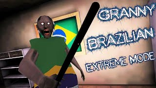 Brazilian Granny In Extreme Mode