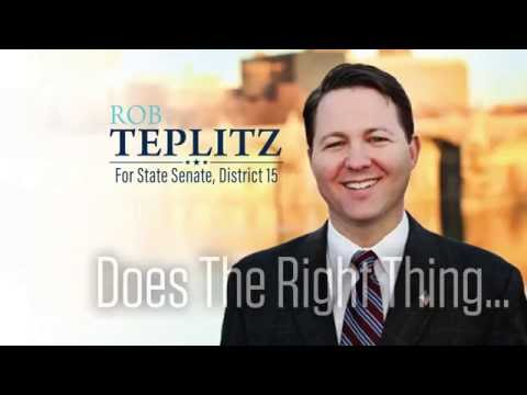 Rob Teplitz Does the Right Thing