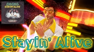 "Dance Central Fanmade - ""Stayin' Alive"" Bee Gees 