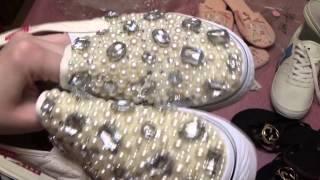 Обзор обуви купленной в Китае