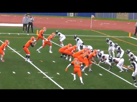 Macalester College Football 2018 Highlights