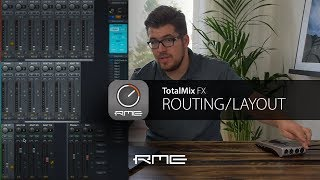 TotalMix FX for Beginners - Routing & Layout Basics