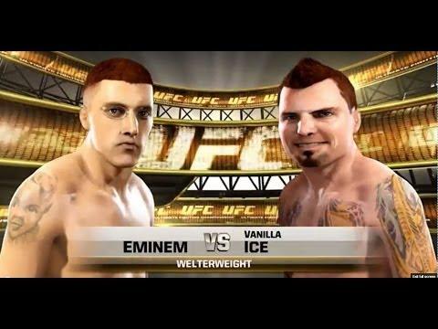 Клип Vanilla Ice - UFC