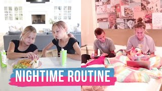 Night Time Routine And Basement Update | The LeRoys