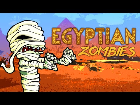 EGYPTIAN ZOMBIES ★ Call of Duty Zombies (Zombie Games)