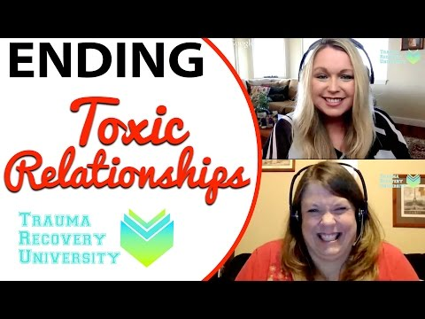 For Child Abuse Survivors: Ending Toxic Relationships