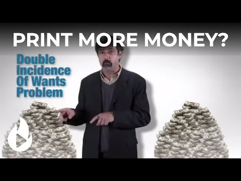 Why Not Print More Money?