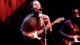 "Ziggy Marley ""Stir It Up"" Live in Ridgefield CT  October 28, 2011"