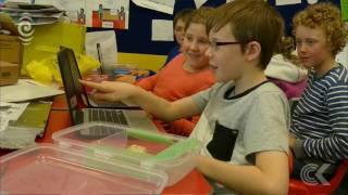 Five year olds to learn computer programming basics