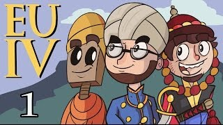 Eastern Promises: Europa Universalis IV Multiplayer! [Episode 1]