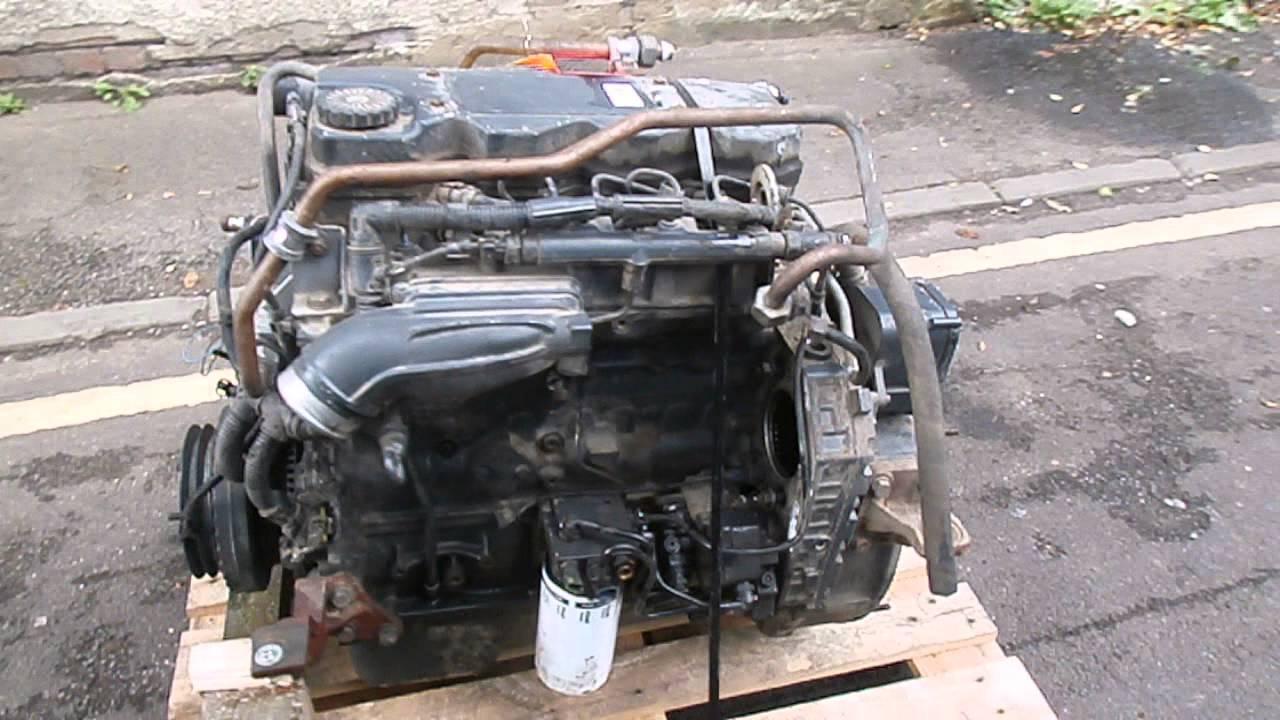 IVECO EUROCARGO 3 9 TD ENGINE - CODE F4AE0481A