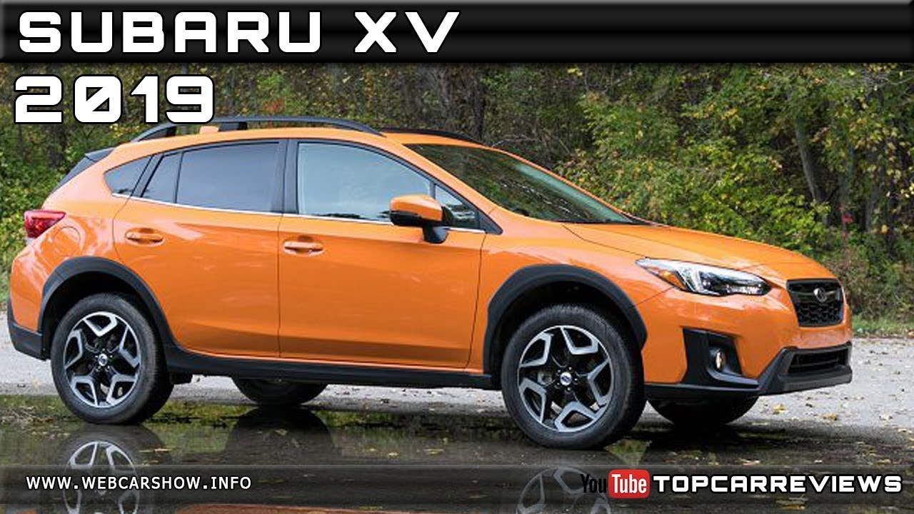 2019 Subaru Xv Review Rendered Price Specs Release Date
