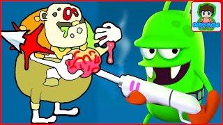 zombie catchers  Ловцы зомби игра как мультик для детей от фаника 5
